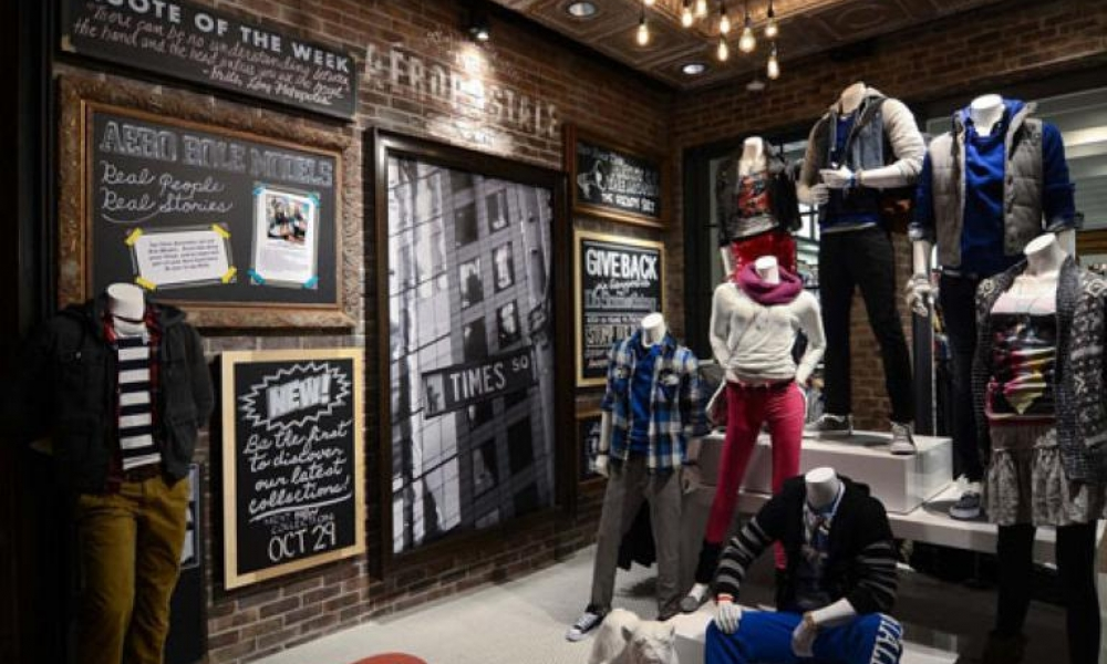 Aeropostale has potential to become a 500-store chain—again