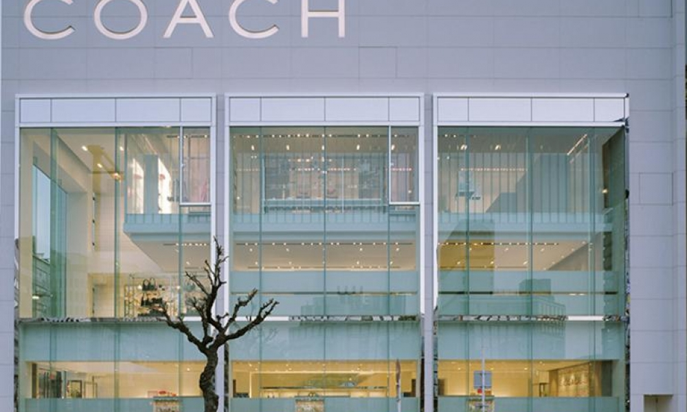 Coach profit surges in Q1