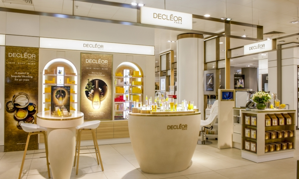 DECLÉOR Beauty Spa Shop Design - 2017 POPAI AWARDS