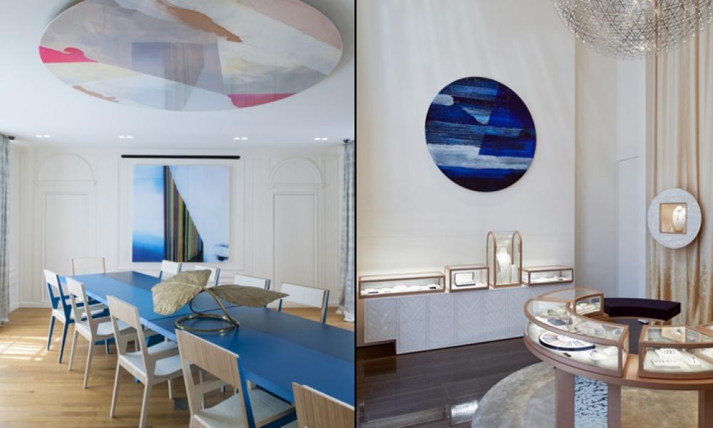 Fred Jewellery Boutique Retail Shop Design, Paris – France