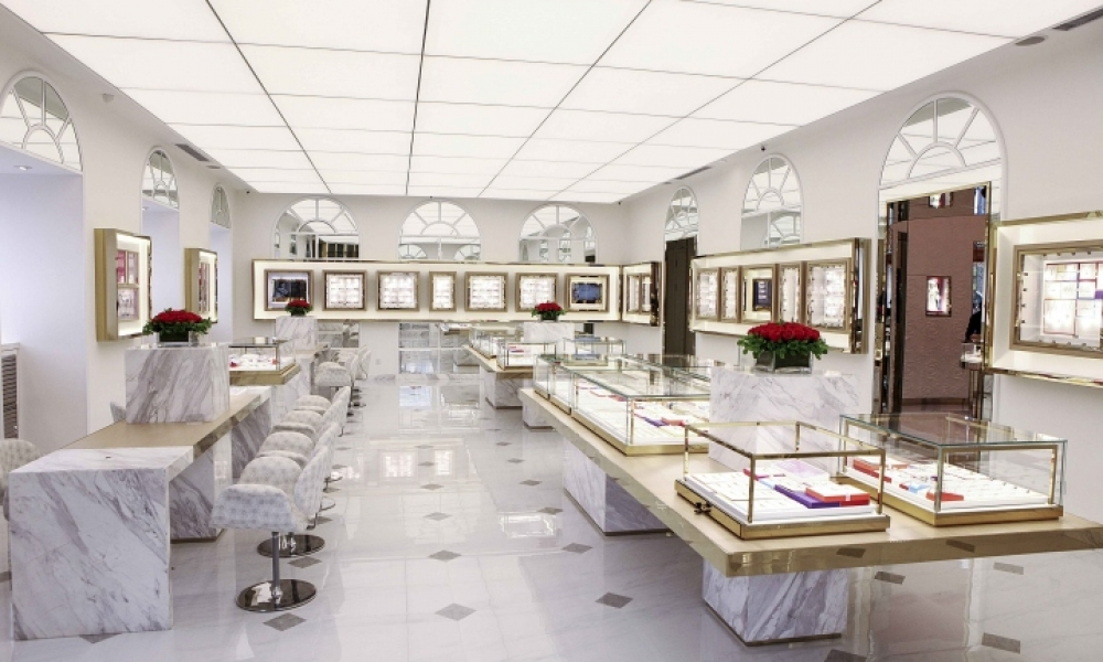 Jaff Jewellery Flagship Store Design, Harbin – China