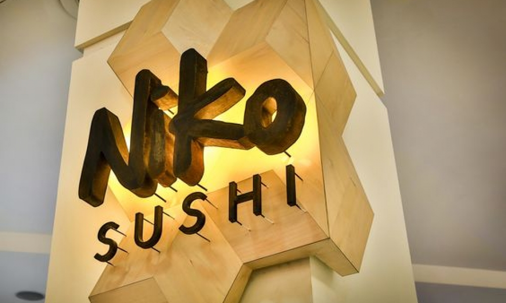 Niko Sushi Food Mall Kiosk
