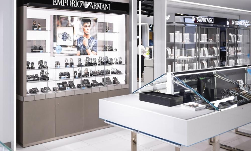 Boutique Goldsmiths Jewellery Shop Concept Design, UK