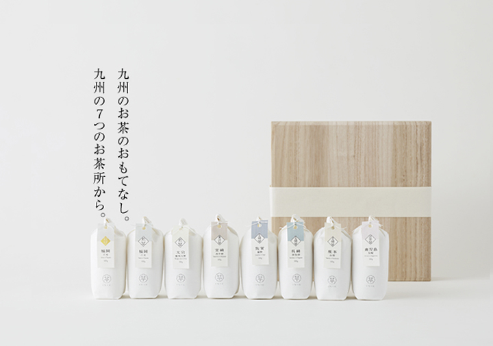 tea products package design