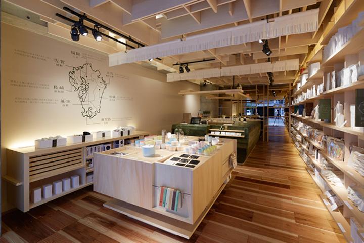 151e Tea Retail Shop Design Japan M2display Com