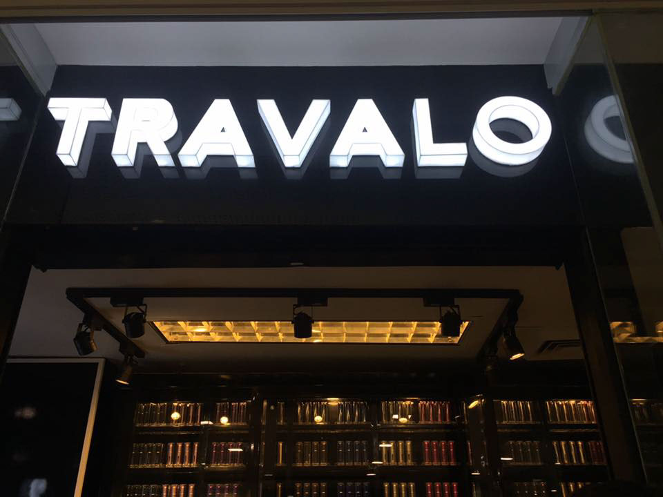 TRAVALO Perfume Retail Shop Design