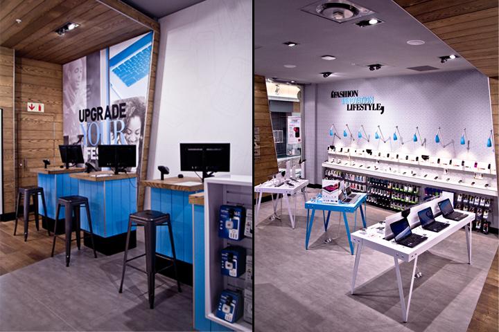 Hi Store Phone Accessories Amp Repair Service Shop Design To