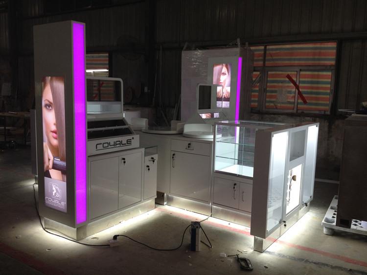 manufacture royale hair beauty kiosk photo