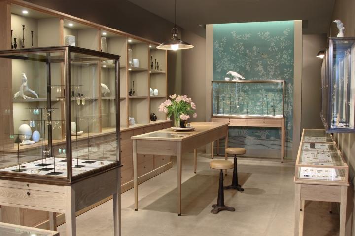 August Jewelry Shop Display Design M2display Com