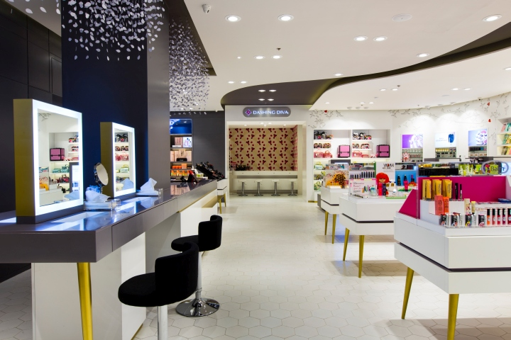 Beauty Bar Store Design Manila Philippines M2display Com