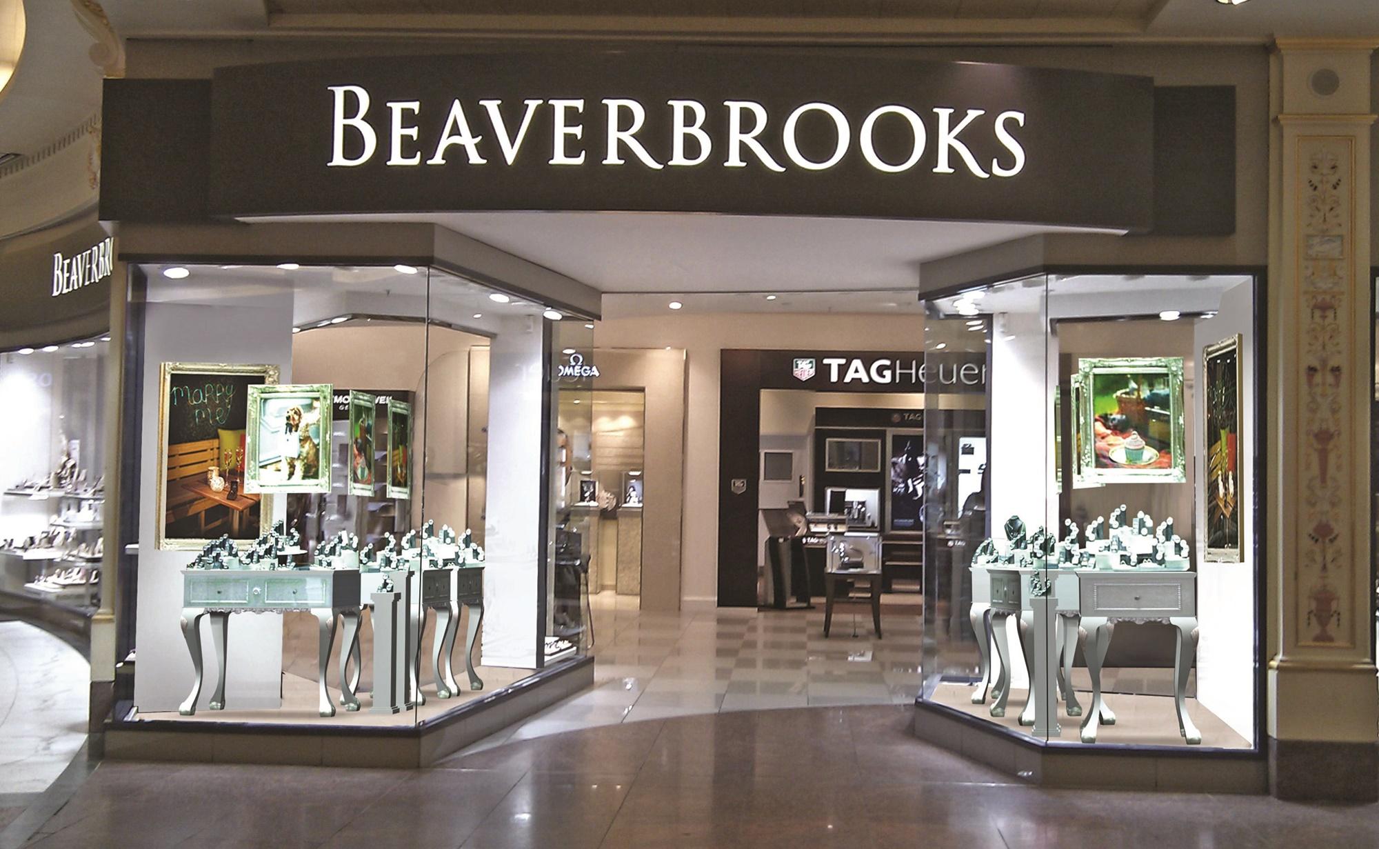 4eb12e29c2e Beaver Brooks Jewellery   Watch Retail Store Design
