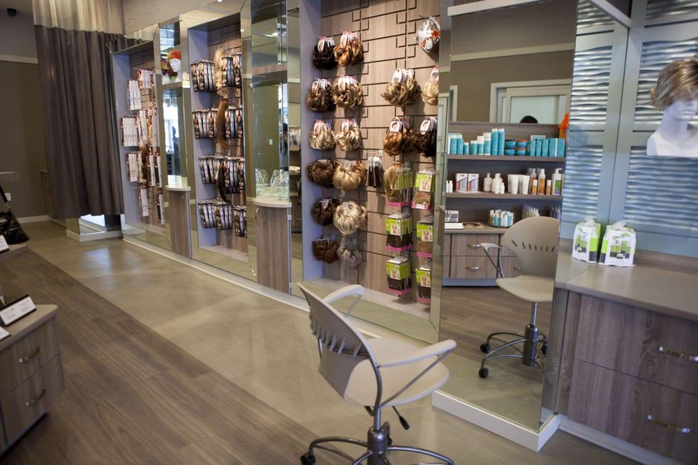 Bravadas Wig & Extendsion Store Design Idea