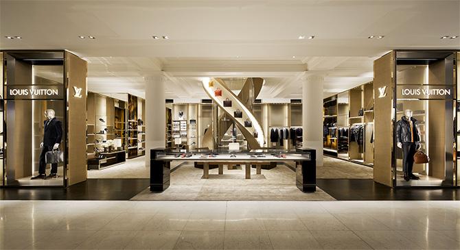 Louis Vuitton Townhouse Shop Design M2display Com