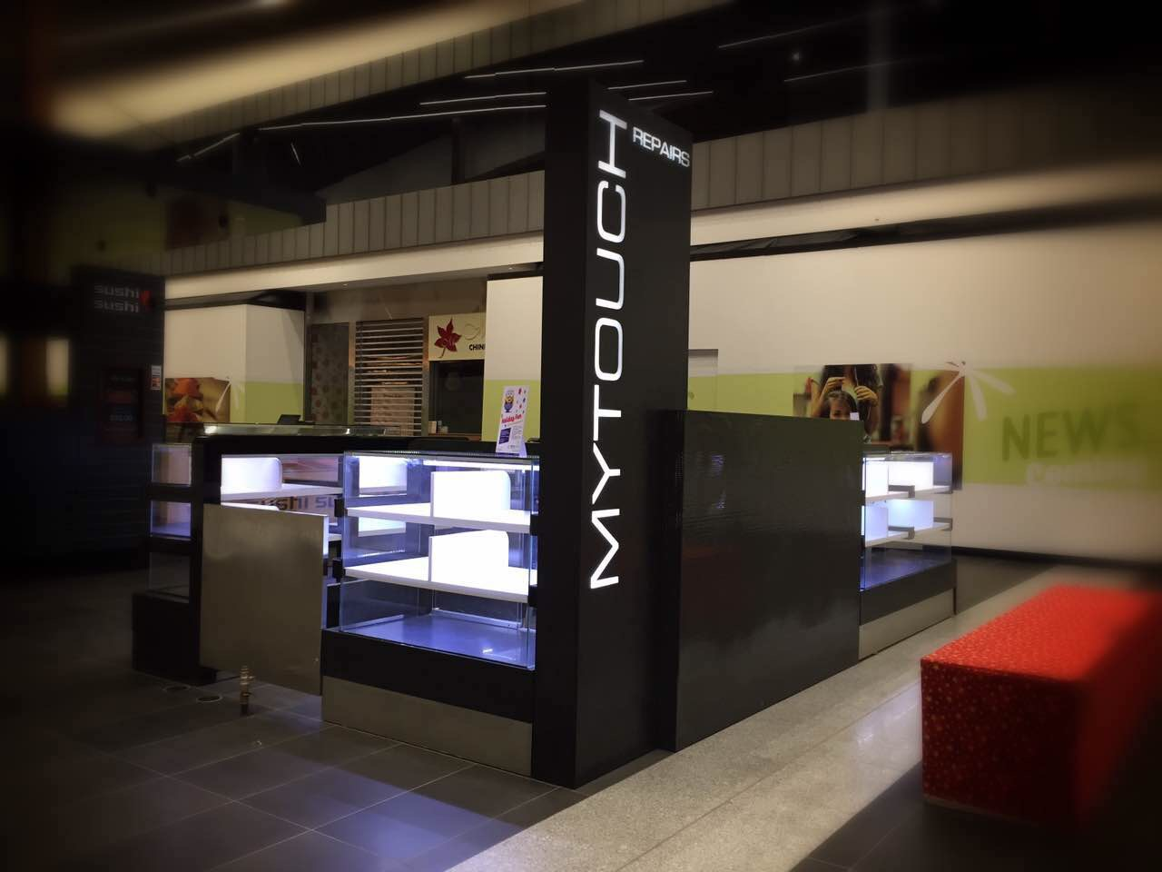 MYTOUCH REPAIRS Phone Kiosk