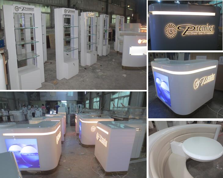 manufacture commercial retail premier mall kiosk
