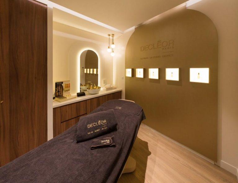 DECLÉOR Beauty Spa shop room demo