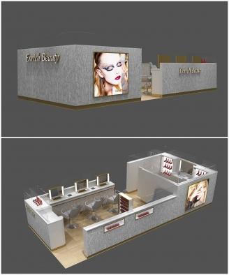 Enrich Beauty Kiosk