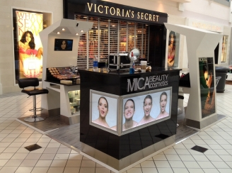 MICA Beauty Kiosk